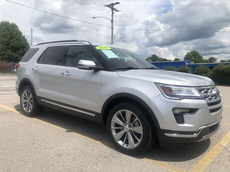 2018 Ford Explorer Limited 4WD Frankfort KY