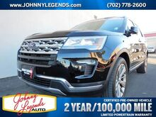 2018_Ford_Explorer_Limited AWD_ Las Vegas NV