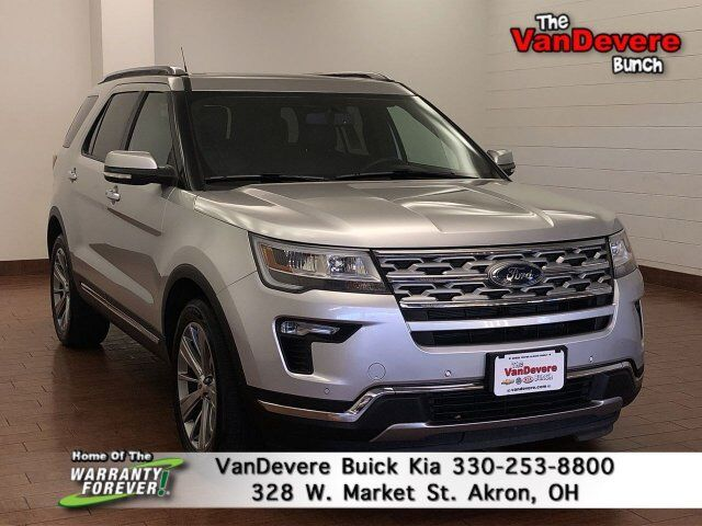 2018 Ford Explorer Limited Akron OH
