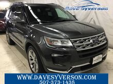 2018_Ford_Explorer_Limited_ Albert Lea MN