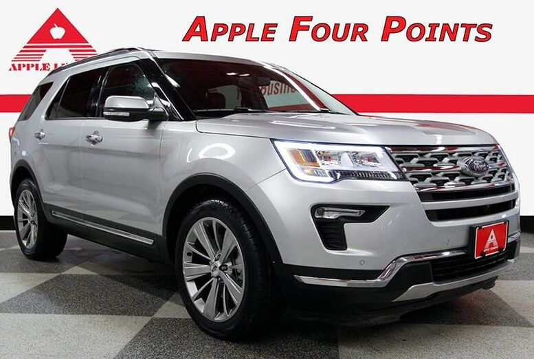 2018 Ford Explorer Limited Austin TX