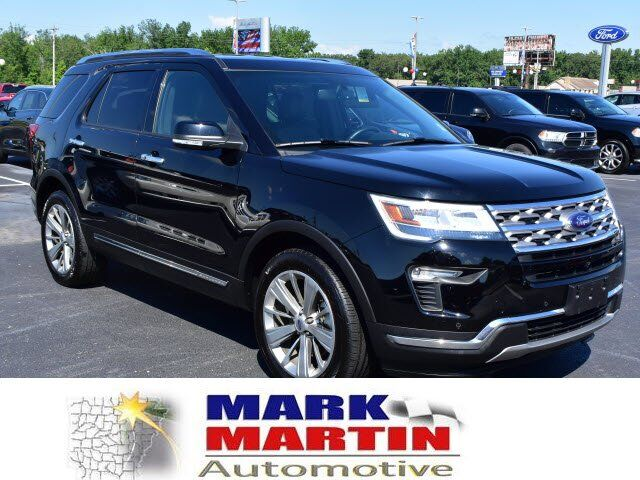 2018 Ford Explorer Limited Batesville AR