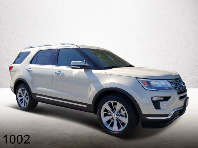 2018 Ford Explorer Limited Belleview FL