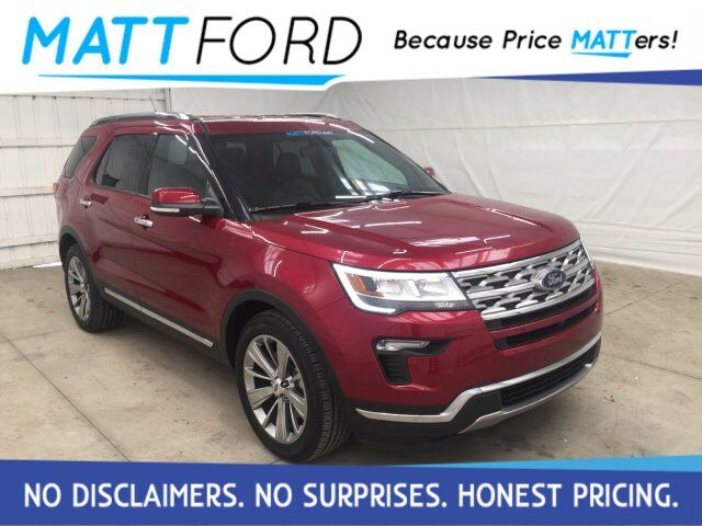 2018 Ford Explorer Limited Kansas City MO
