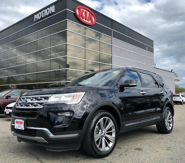 2018 Ford Explorer Limited Hackettstown NJ