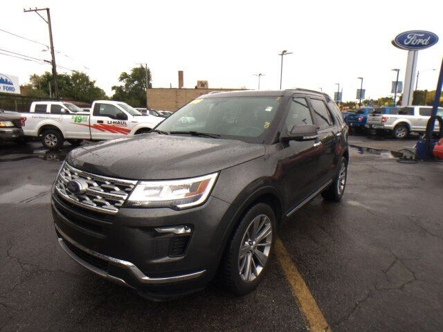 2018 Ford Explorer Limited Chicago IL