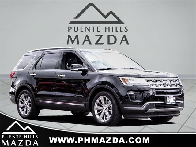 2018 Ford Explorer Limited City of Industry CA