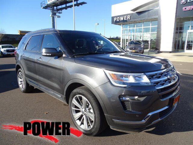 2018 Ford Explorer Limited Corvallis OR