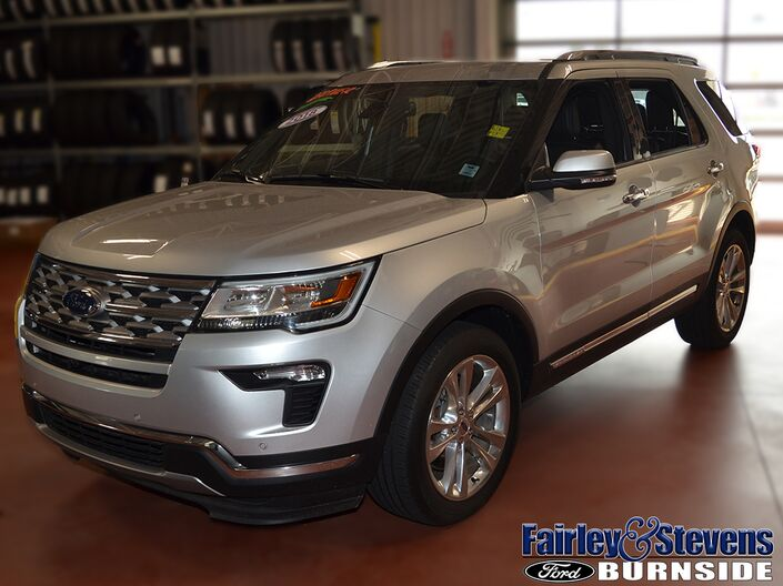 2018 Ford Explorer Limited Dartmouth NS