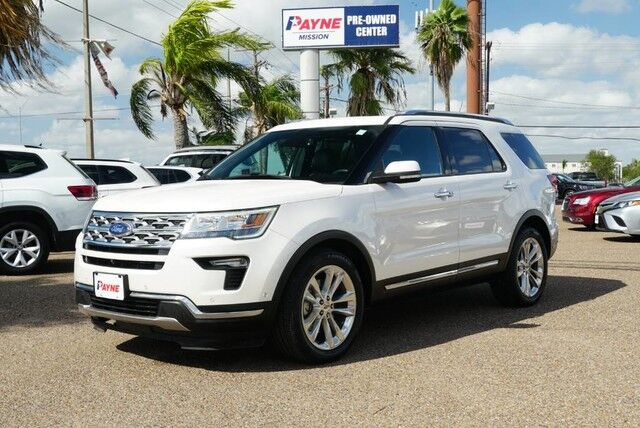 2018 Ford Explorer Limited Mission TX