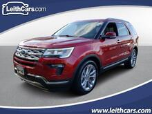 2018_Ford_Explorer_Limited FWD_ Cary NC