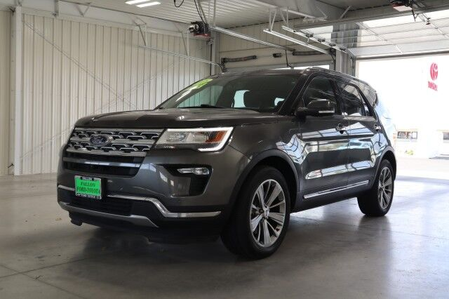 2018 Ford Explorer Limited Fallon NV