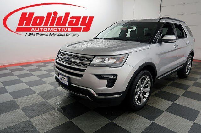 2018 Ford Explorer Limited Fond du Lac WI