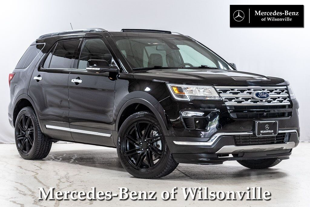 2018 Ford Explorer Limited Wilsonville OR