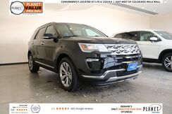 2018 Ford Explorer Limited Golden CO