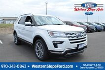 2018 Ford Explorer Limited Grand Junction CO