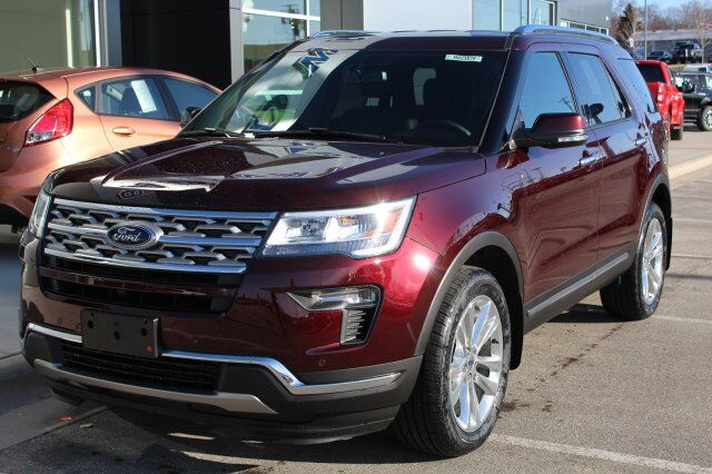 2018 Ford Explorer Limited Green Bay WI