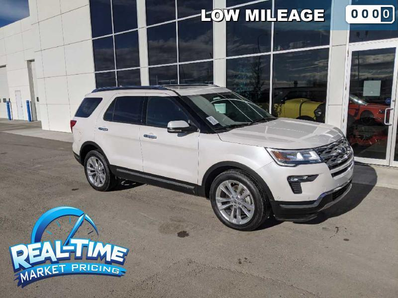 2018_Ford_Explorer_Limited_ High River AB