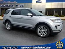 2018_Ford_Explorer_Limited_ Chattanooga TN