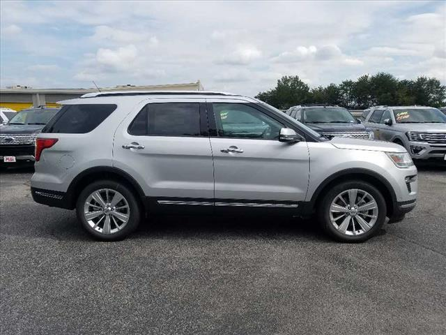 2018 Ford Explorer Limited Chattanooga TN