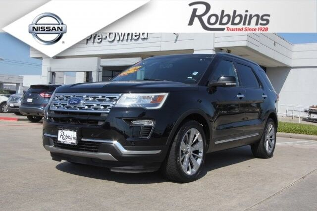 2018 Ford Explorer Limited Houston TX