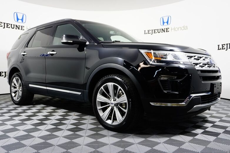 2018 Ford Explorer Limited Jacksonville NC