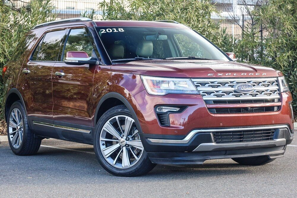 2018 Ford Explorer Limited Livermore CA