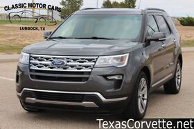 2018_Ford_Explorer_Limited_ Lubbock TX