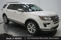Ford Explorer Limited NAV,CAM,CLMT STS,PARK AST,20IN WLS,3RD ROW 2018