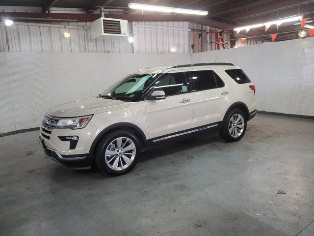 2018 Ford Explorer Limited Oroville CA