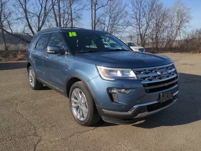 2018 Ford Explorer Limited Owego NY