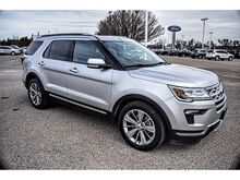 2018_Ford_Explorer_Limited_ Pampa TX