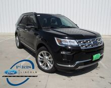 2018_Ford_Explorer_Limited_ Paris TX