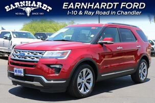 2018_Ford_Explorer_Limited_ Phoenix AZ