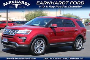2018_Ford_Explorer_Limited_ Phoenix AZ