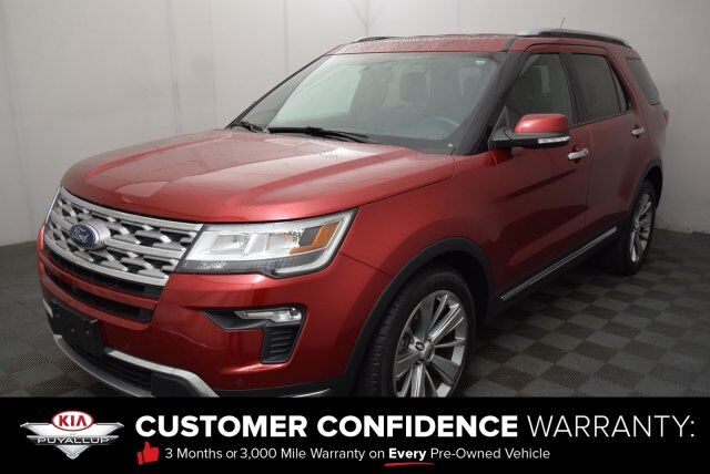 2018 Ford Explorer Limited Puyallup WA
