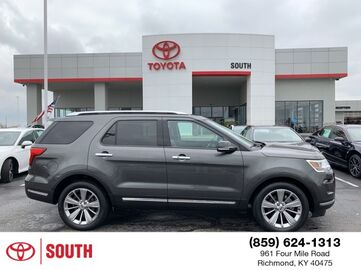 2018_Ford_Explorer_Limited_ Richmond KY