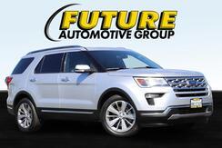 2018_Ford_Explorer_Limited_ Roseville CA