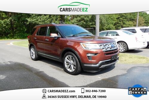 2018_Ford_Explorer_Limited_ Salisbury MD