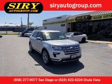 2018_Ford_Explorer_Limited_ San Diego CA