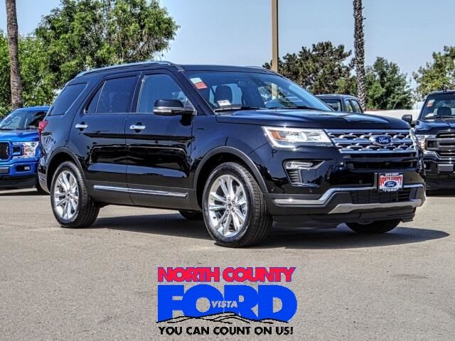 2018 Ford Explorer Limited San Diego County CA