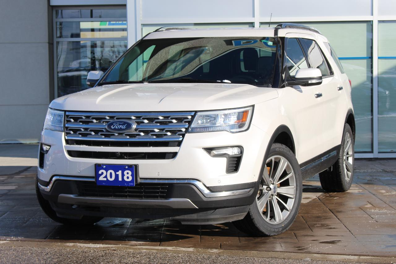 2018 Ford Explorer Limited Scarborough ON