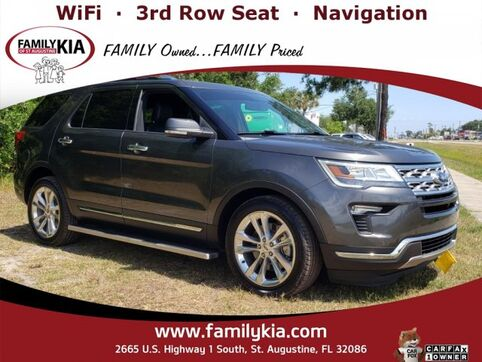 2018_Ford_Explorer_Limited_ St. Augustine FL