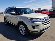 2018_Ford_Explorer_Limited_ Swift Current SK
