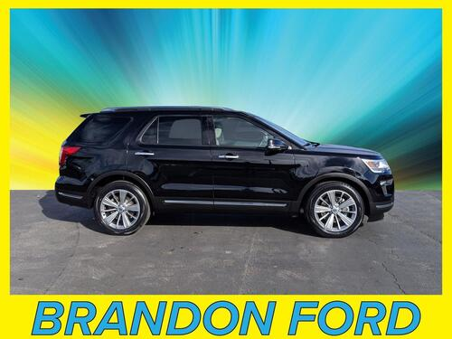 2018 Ford Explorer Limited Tampa FL