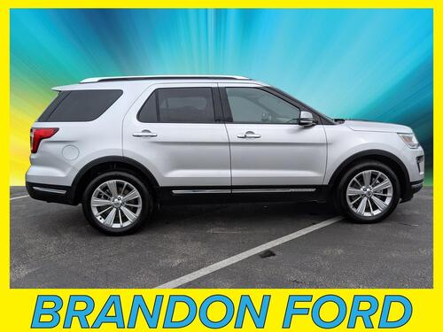 2018 Ford Explorer Limited Tampa FL