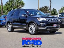 2018_Ford_Explorer_Limited_ Vista CA