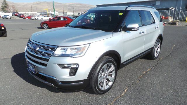 2018 Ford Explorer Limited Yakima WA