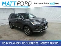 Ford Explorer Platinum 4X4 2018