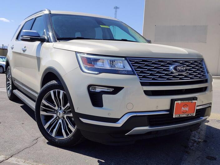 2018 Ford Explorer Platinum El Paso TX